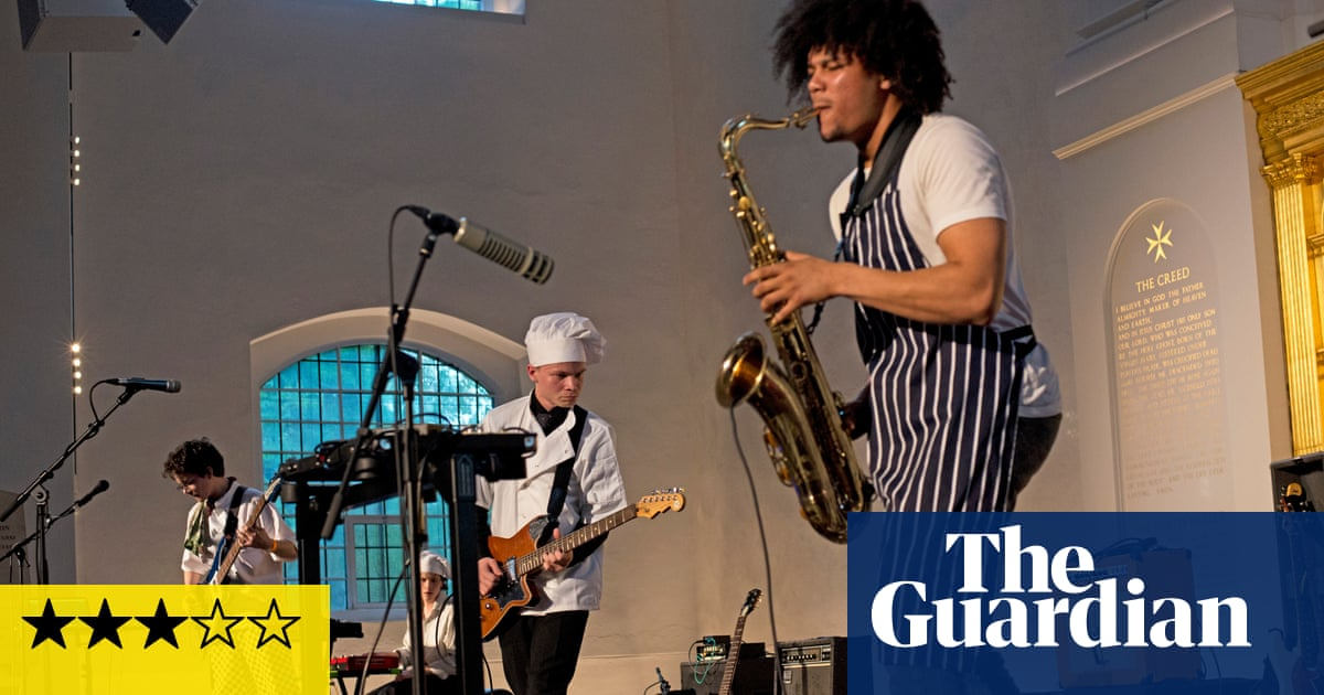 Black Midi review – punk-jazz power is a recipe for success