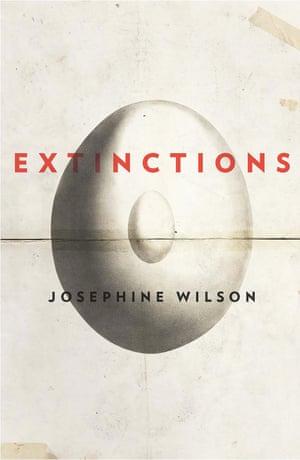Exctinctions by Josephine Wilson