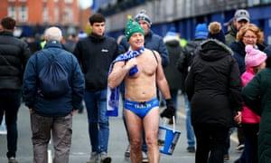 The bravest man on Merseyside.