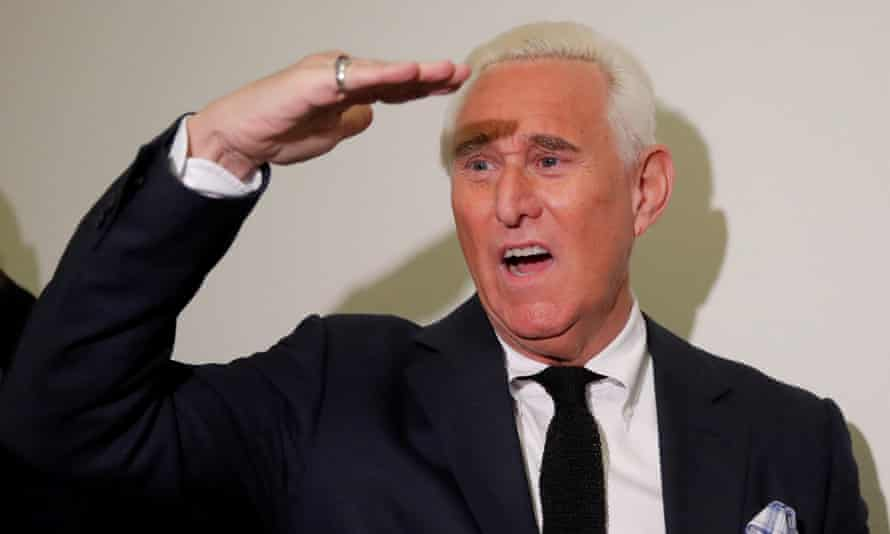 Roger Stone's grandson has a GoFundMe page to help cover Stone's legal bills.