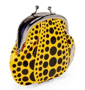 moma yayoi-kusama-pumpkin-coin-purse