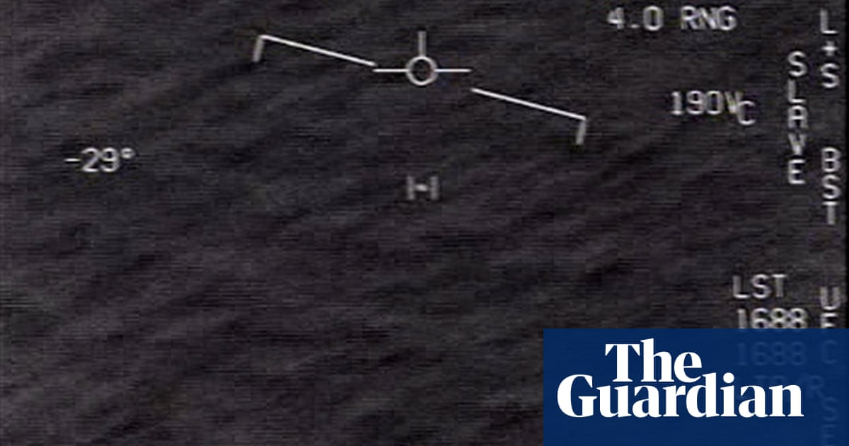 'Something's going on': UFOs threaten national security, US politicians warn