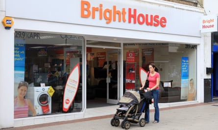 A BrightHouse store