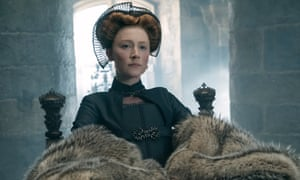 Mary Queen of Scots review – Saoirse Ronan rules over political