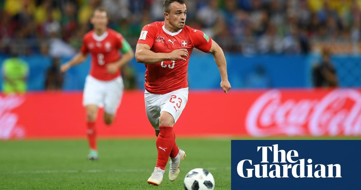 969a3eb32 Shadow of Kosovo hangs over Switzerland s crunch tie with Serbia ...