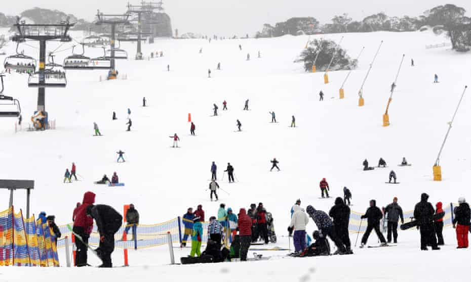 The Snowy Mountains received over 70cm of fresh snow across the four resort areas of Perisher Valley, Blue Cow, Smiggin Holes and Guthega last weekend.