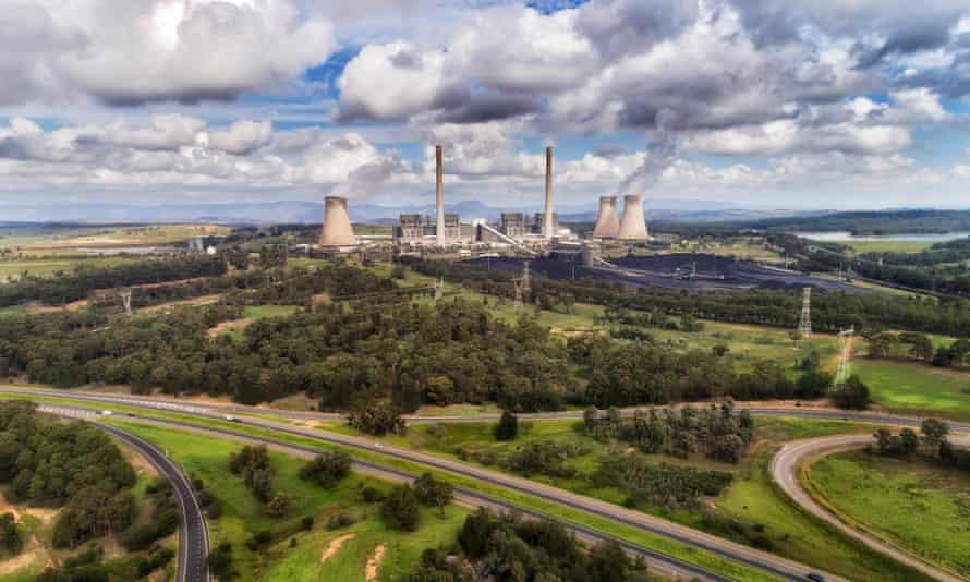 Bayswater power plant
