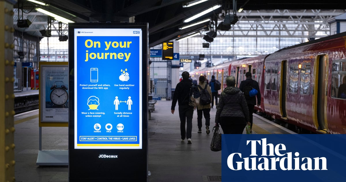Thousands of UK train services to be restored as Covid restrictions ease