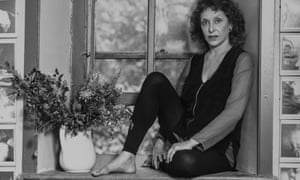 Carolee Schneemann photographed in her home in New paltz, NY, August 1996