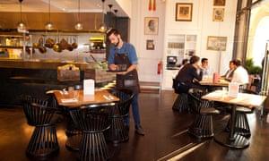 Bronte restaurant