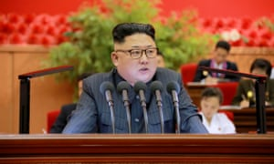 North Korean leader Kim Jong-Un has reportedly purged two senior officials from the ranks of his regime.
