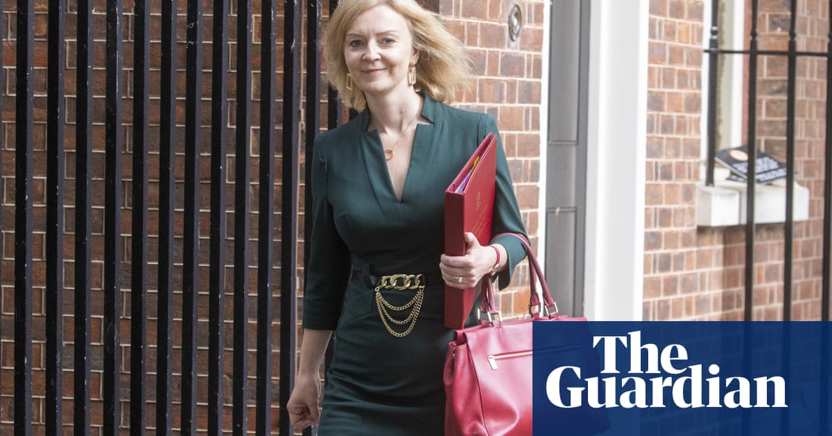 Liz Truss accused of treating equalities role as 'side hustle'