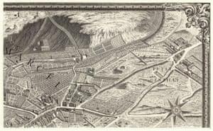 David Rumsey Map Collection – Turgot Michel Etienne, Paris 1739