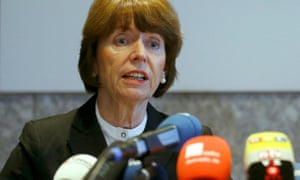 The Cologne mayor Henriette Reker has held crisis talks over the New Year's Eve incidents in the city.