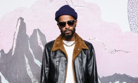 Lakeith Stanfield, actor.