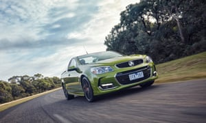 Holden tried to find an identity after domestic manufacturing ended by signalling a break with the past in its advertising