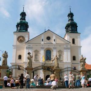 The Bernardine monastery of Kalwaria Zebrzydowska.