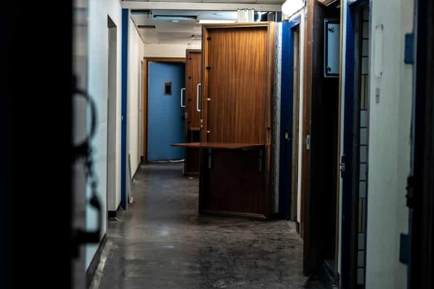 In 2008 the Met responded to criticism from UN human rights monitors by spending £480,000 refurbishing Paddington Green's cells