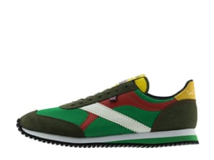 25. WalshNorman Walsh trainers have been made in Bolton since 1961 and their retro styles have a cult following. The new Attack range has just launched. And take a look at the online outlet online for some great bargains. From £60; normanwalsh.co.uk