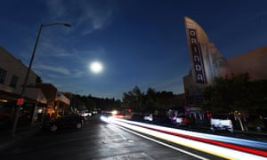 A power shutoff in northern California left many homes and businesses in the dark on Thursday.