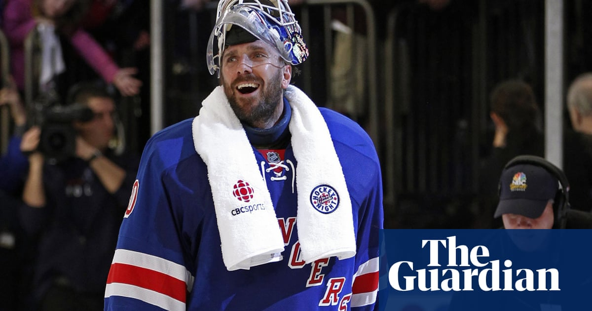 'It's time': NHL star Henrik Lundqvist retires after 15 seasons with Rangers