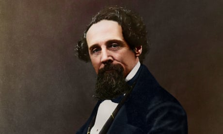 Museum hopes photo set brings out colourful side of Charles Dickens