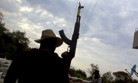 Michoacán has spawned numerous civilian 'self-defense' groups to defend against violent drug traffickers but these too have been accused of criminality.
