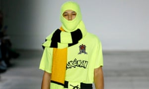 Bobby Abley show at London fashion week men's