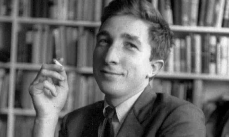 John Updike, circa 1960.