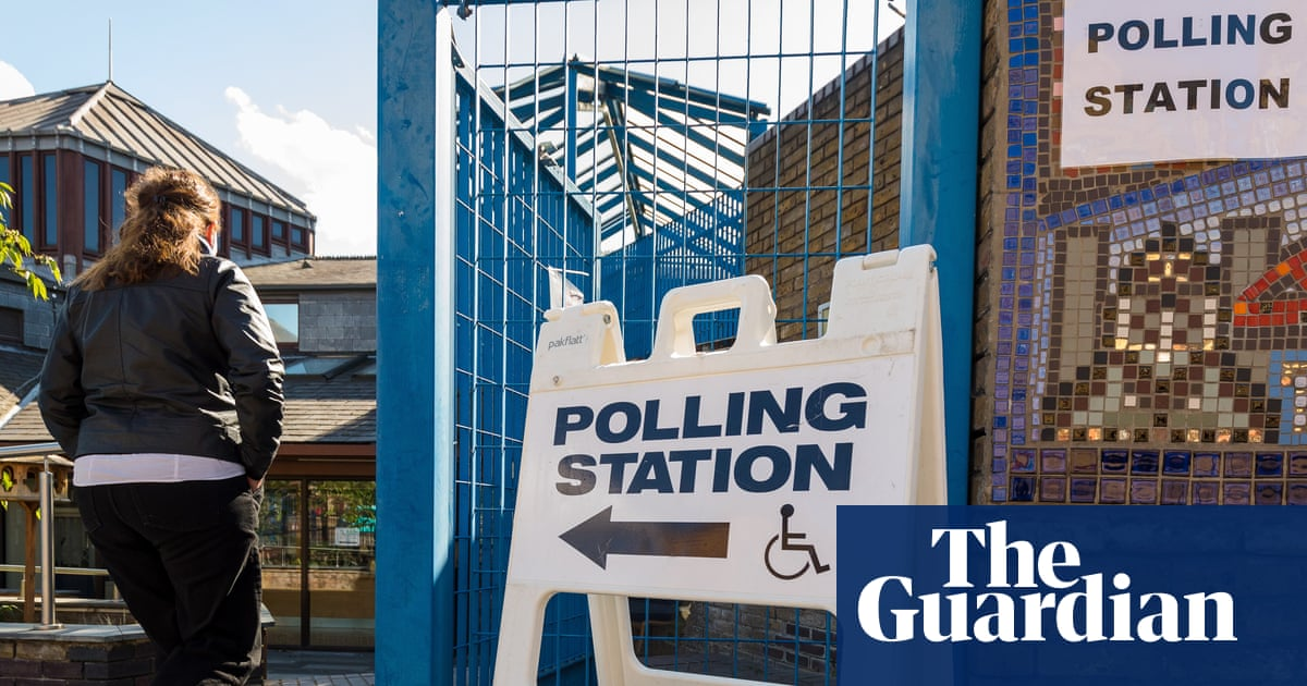 What does the UK elections bill set out?