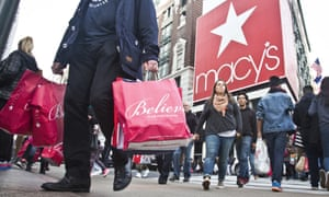 Interest rate rise on the cards after strong US retail sales