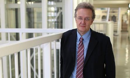 Parole board chair Nick Hardwick