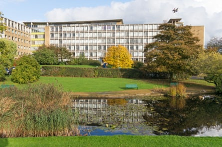 'The best opportunity in a generation' … Durham's County Hall could be replaced with private-sector office space.