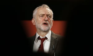 Jeremy Corbyn speaks during the British Chambers of Commerce conference in London.
