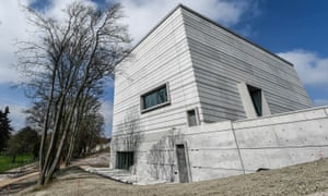 'The austere presence of a memorial': the new Bauhaus museum in Weimar