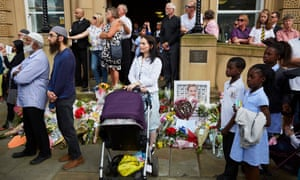A celebration of Jo Cox's life on the day she would have celebrated her 42nd birthday.