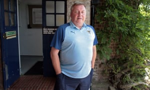 Wally Downes says the new stadium is the next chapter in AFC Wimbledon's history.