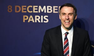 England coach Philip Neville brings the cheese.
