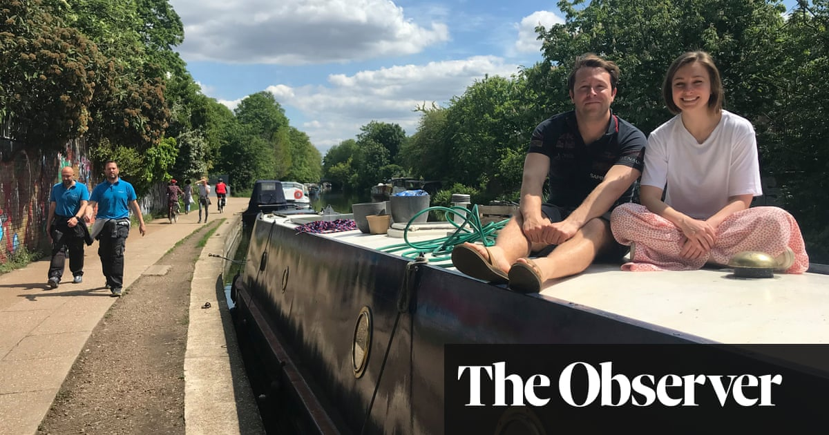 More boats on canals and rivers than in 18th century as thousands opt for life afloat