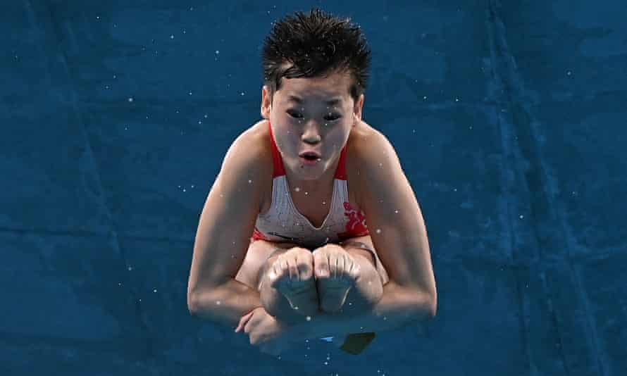Olympics women pain The Tokyo