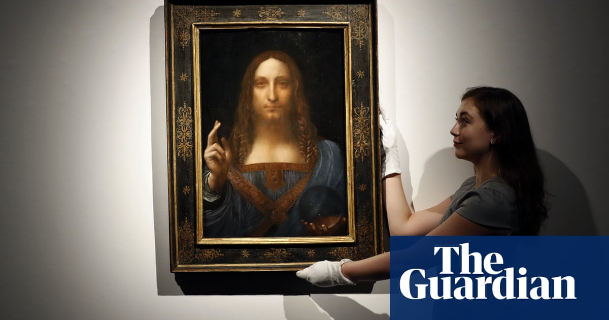 Louvre Abu Dhabi Postpones Display Of Leonardos Salvator Mundi