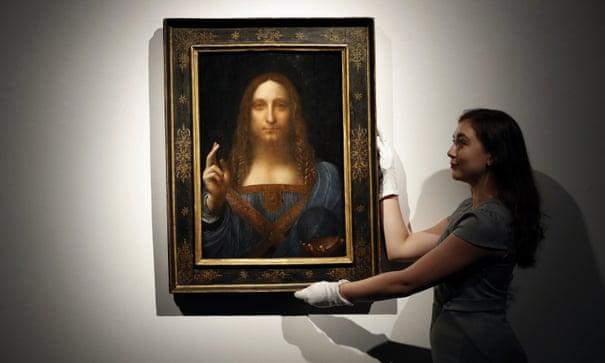 The mystery of the missing Leonardo: where is Da Vinci's $450m Jesus?