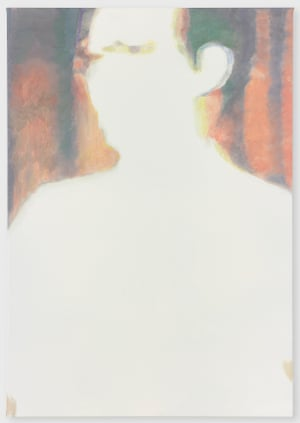 Issei Sagawa, 2012  by Luc Tuymans from the exhibition Glasses