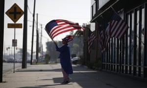 obamacare american flag