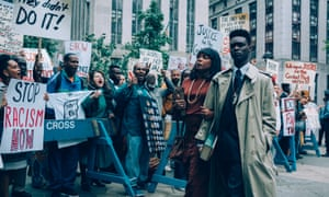 When They See Us, by Ava DuVernay, a Netflix series.