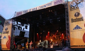 Sunny Sweeney performs at the 5th Annual NRA Country Jam in Nashville, Tennessee