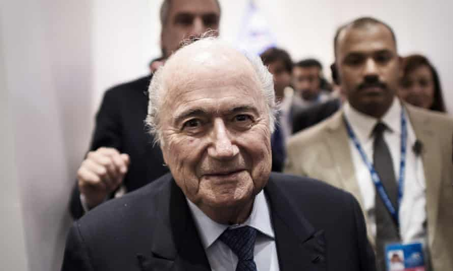 Sepp Blatter has promise to attend the Women's World Cup in Canada even if he is not re-elected as president of Fifa.
