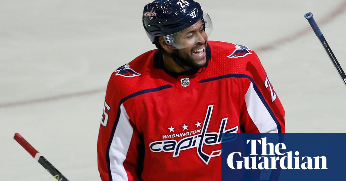Devante Smith-Pelly says racial taunting from NHL fans was  disgusting  404e7315563