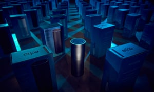 Amazon Echo: an intelligent assistant who never sleeps.
