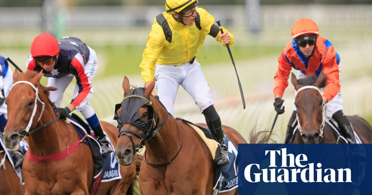 Talking Horses: Marquand can put Addeybb on course to eclipse rivals